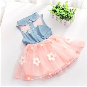 Baby Toddler spring summer dress
